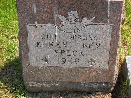 SPECK, KAREN KAY - Polk County, Iowa | KAREN KAY SPECK