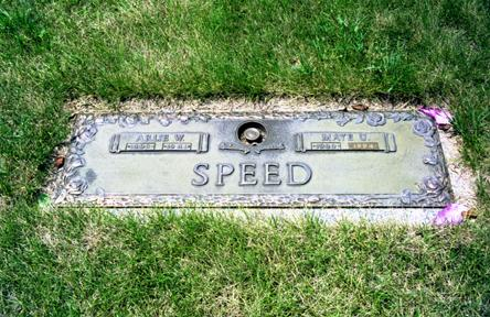SPEED, MAYE U. - Polk County, Iowa | MAYE U. SPEED
