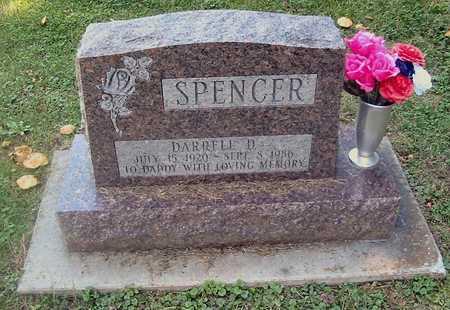SPENCER, DARRELL D. - Polk County, Iowa | DARRELL D. SPENCER