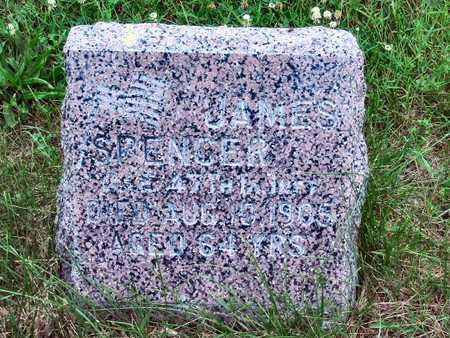 SPENCER, JAMES - Polk County, Iowa | JAMES SPENCER
