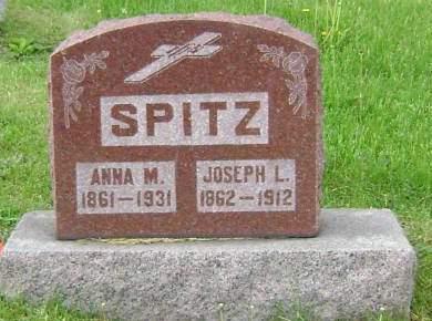 SPITZ, JOSEPH L. - Polk County, Iowa | JOSEPH L. SPITZ