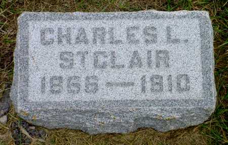 ST. CLAIR, CHARLES L. - Polk County, Iowa | CHARLES L. ST. CLAIR