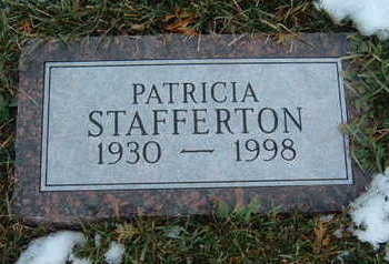 STAFFERTON, PATRICIA - Polk County, Iowa | PATRICIA STAFFERTON