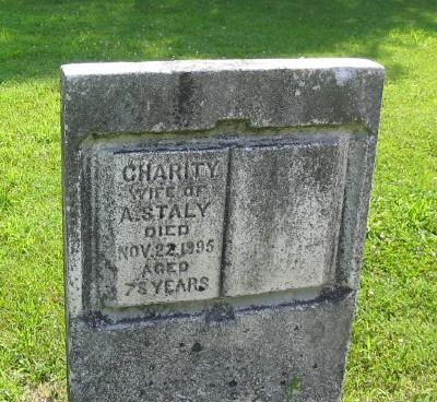 STALEY, CHARITY - Polk County, Iowa | CHARITY STALEY