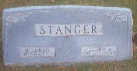 STANGER, LOREN - Polk County, Iowa | LOREN STANGER