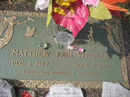 STEGMAN, MATTHEW JOHN - Polk County, Iowa | MATTHEW JOHN STEGMAN