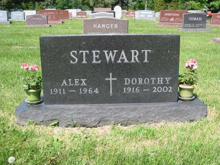STEWART, ALEX - Polk County, Iowa   ALEX STEWART