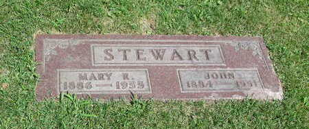 STEWART, MARY - Polk County, Iowa | MARY STEWART