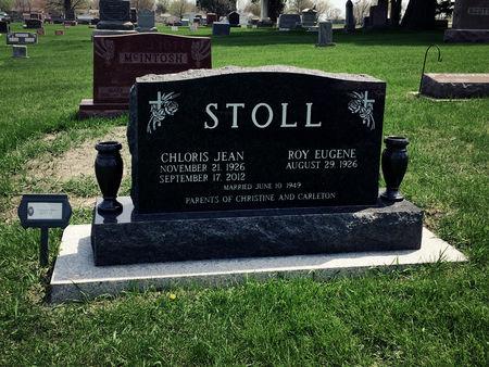 STOLL, CHLORIS - Polk County, Iowa   CHLORIS STOLL