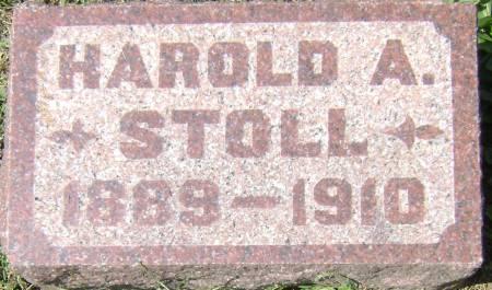 STOLL, HAROLD A - Polk County, Iowa | HAROLD A STOLL
