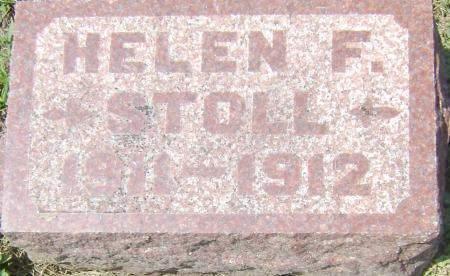 STOLL, HELEN F - Polk County, Iowa   HELEN F STOLL