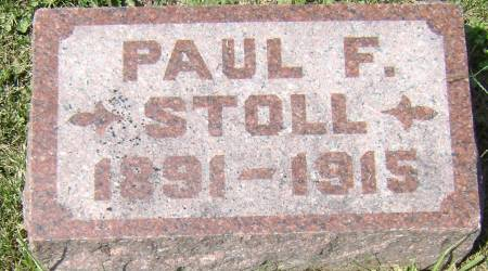 STOLL, PAUL F - Polk County, Iowa | PAUL F STOLL
