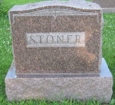 STONER, HEADSTONE - Polk County, Iowa | HEADSTONE STONER