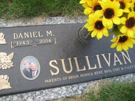 SULLIVAN, DANIEL M - Polk County, Iowa   DANIEL M SULLIVAN