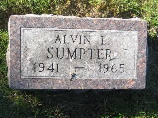 SUMPTER, ALVIN - Polk County, Iowa | ALVIN SUMPTER