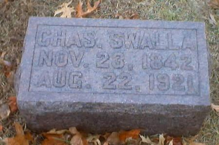 SWALLA, CHARLES - Polk County, Iowa   CHARLES SWALLA
