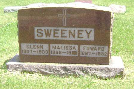 SWEENEY, EDWARD - Polk County, Iowa | EDWARD SWEENEY