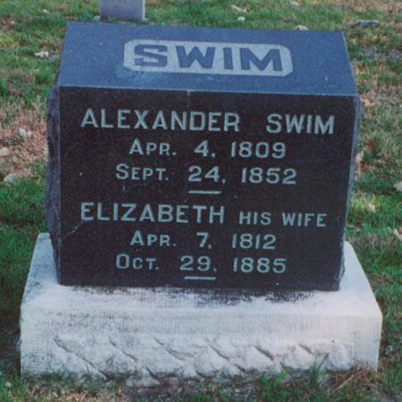 SWIM, ELIZABETH - Polk County, Iowa | ELIZABETH SWIM