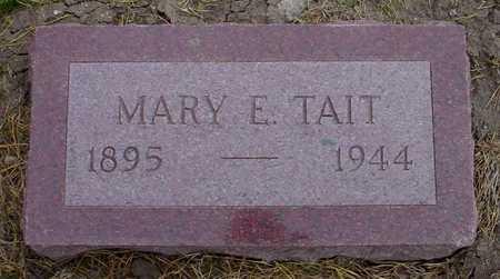 TAIT, MARY E. - Polk County, Iowa | MARY E. TAIT