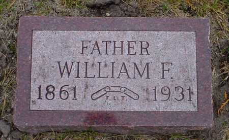 TAIT, WILLIAM F. - Polk County, Iowa | WILLIAM F. TAIT