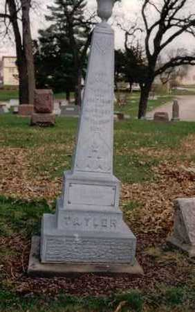 TAYLOR, WILLIAM - Polk County, Iowa   WILLIAM TAYLOR