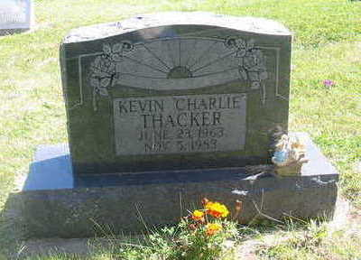 THACKER, KEVIN