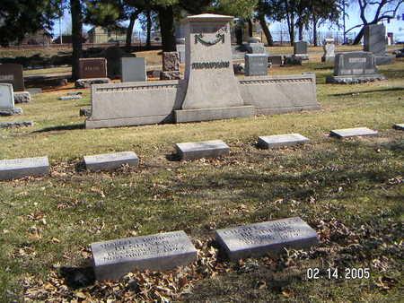 THOMPSON, FAMILY - Polk County, Iowa | FAMILY THOMPSON