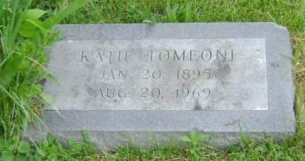 TOMEONI, KATIE - Polk County, Iowa | KATIE TOMEONI