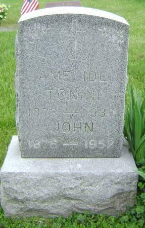 TONINI, AMELIDE - Polk County, Iowa | AMELIDE TONINI