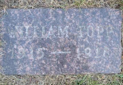 TOPP, WILLIAM - Polk County, Iowa | WILLIAM TOPP