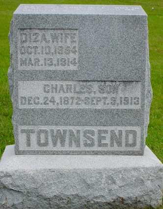 TOWNSEND, CHARLES - Polk County, Iowa | CHARLES TOWNSEND