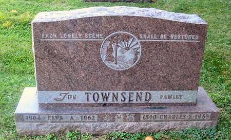 TYLER TOWNSEND, ELVA A. - Polk County, Iowa | ELVA A. TYLER TOWNSEND