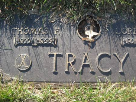 TRACY, THOMAS F - Polk County, Iowa | THOMAS F TRACY