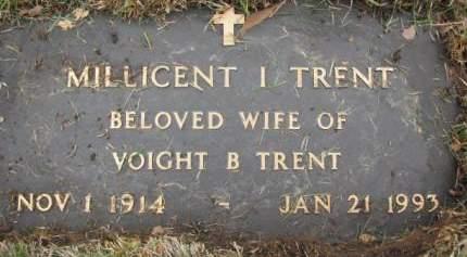 TRENT, MILLICENT  I. - Polk County, Iowa | MILLICENT  I. TRENT