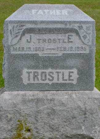 TROSTLE, J. - Polk County, Iowa   J. TROSTLE