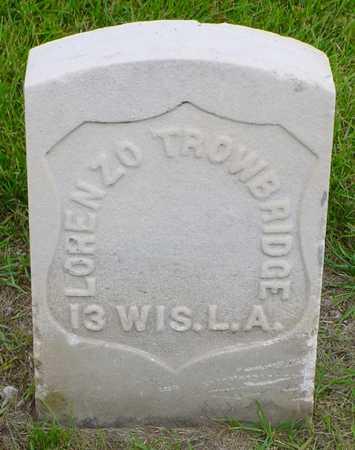 TROWBRIDGE, LORENZO - Polk County, Iowa | LORENZO TROWBRIDGE