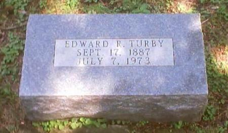 TURBY, EDWARD R. - Polk County, Iowa | EDWARD R. TURBY