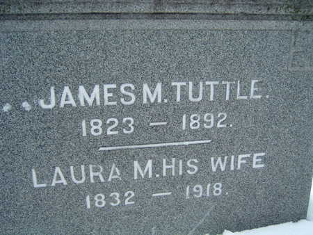 TUTTLE, JAMES M. - Polk County, Iowa | JAMES M. TUTTLE
