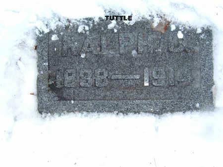 TUTTLE, RALPH O. - Polk County, Iowa   RALPH O. TUTTLE
