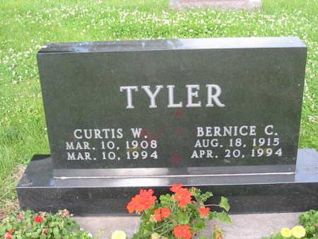 TYLER, BERNICE W. - Polk County, Iowa | BERNICE W. TYLER