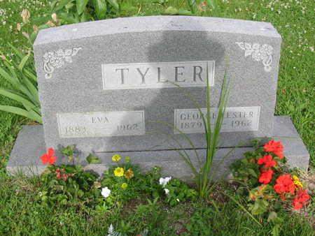 JOHNSON TYLER, EVA - Polk County, Iowa | EVA JOHNSON TYLER