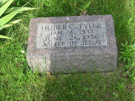 TYLER, HUBER C. - Polk County, Iowa | HUBER C. TYLER