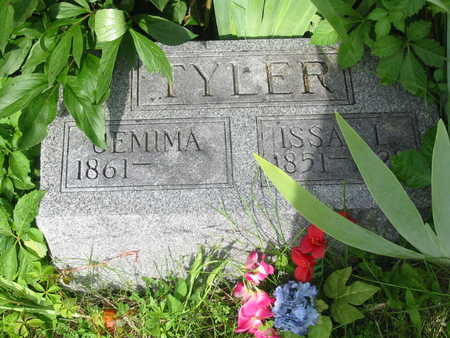 TYLER, JEMIMA - Polk County, Iowa   JEMIMA TYLER