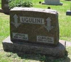 UGULINI, CAROLINA - Polk County, Iowa   CAROLINA UGULINI
