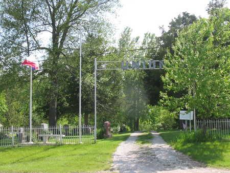 UNION, CEMETERY - Polk County, Iowa | CEMETERY UNION