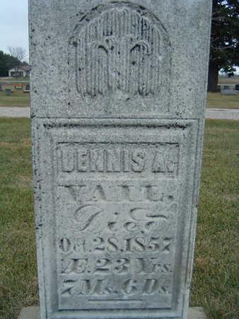 VAIL, DENNIS A. - Polk County, Iowa | DENNIS A. VAIL