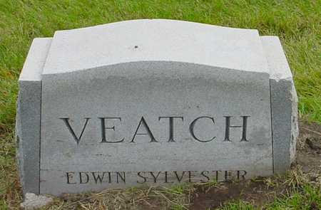 VEATCH, EDWIN SYLVESTER - Polk County, Iowa | EDWIN SYLVESTER VEATCH