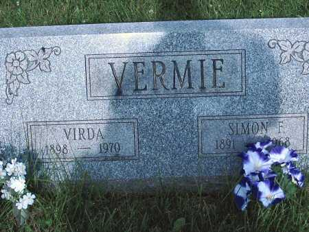 VERMIE, SIMON E. - Polk County, Iowa | SIMON E. VERMIE
