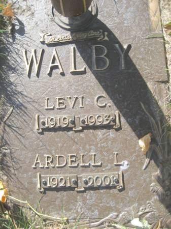 WALBY, ARDELL L - Polk County, Iowa | ARDELL L WALBY