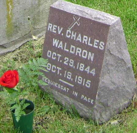 WALDRON, CHARLES - Polk County, Iowa | CHARLES WALDRON